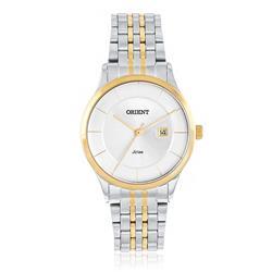Relógio Feminino Orient Analógico FTSS1100 S1SK Aço Misto
