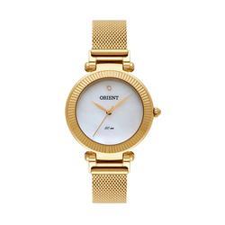097457c60eb Relógio Feminino Orient Analógico FGSS0092 B1KX Dourado