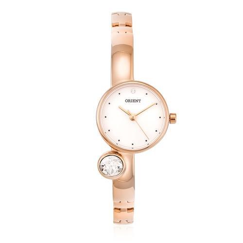 Relógio Feminino Orient Unique Analógico FRSS0021 R1RX Rose
