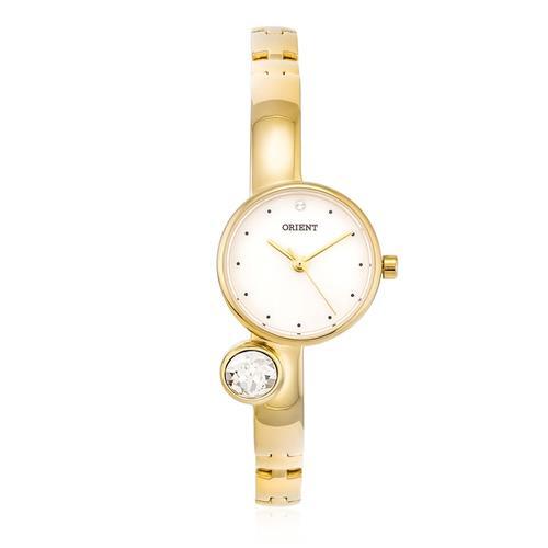 3c151296749 Relógio Feminino Orient Unique Analógico FGSS0090 B1KX Dourado