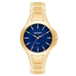Relógio Feminino Orient Analógico FGSS0084 D1KX Fundo Azul