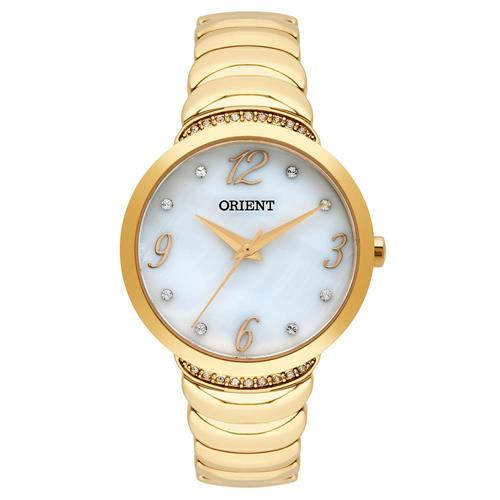 Relógio Feminino Orient Analógico FGSS0094 B2KX Dourado