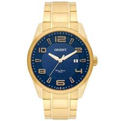 Relógio Masculino Orient Analógico MGSS1131 D2KX Fundo Azul