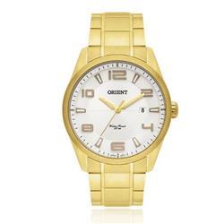 Relógio Masculino Orient Analógico MGSS1131 S2KX Dourado