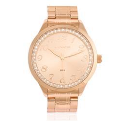 Relógio Feminino Lince Analógico LRR4440L R2RX Rose