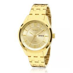 Relógio Masculino Technos Automatic 8205NK/4X Dourado