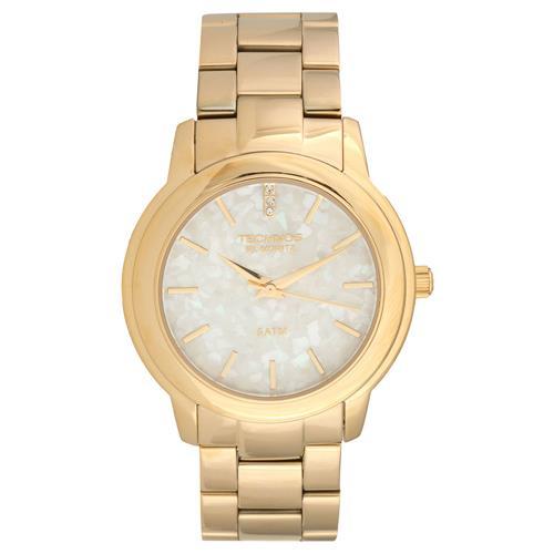 Relógio Feminino Technos Analógico 2036LNT/4B Dourado