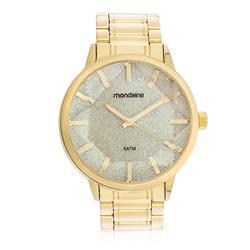 Relógio Feminino Mondaine Analógico 83344LPMVDE3 Dourado