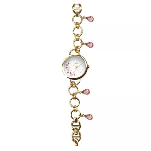 Relógio Feminino Allora Analógico AL2036FGQ/4K Berloqueira