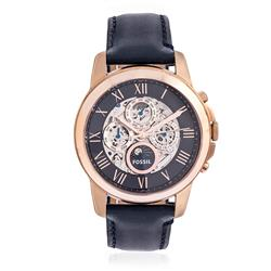 Relógio Masculino Fossil Automatic ME3029/2AN Couro