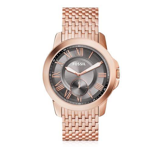 d0c425ba187 Relógio Masculino Fossil Analógico FS5083 4CN Rose