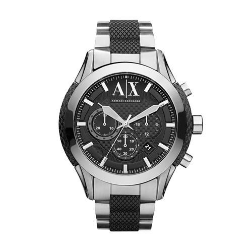 46f8094d022 Relógio Masculino Armani Exchange Analógico UAX1214 Z Fundo Preto