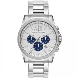 dcf4e93c9c976 Relógio Masculino Armani Exchange Analógico AX2500 1KN Aço