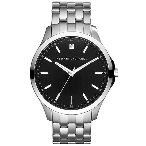 Relógio Masculino Armani Exchange Analógico AX2158/1PN Fundo Preto