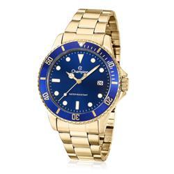 Relógio Masculino Champion Analógico CA31266Z Fundo Azul