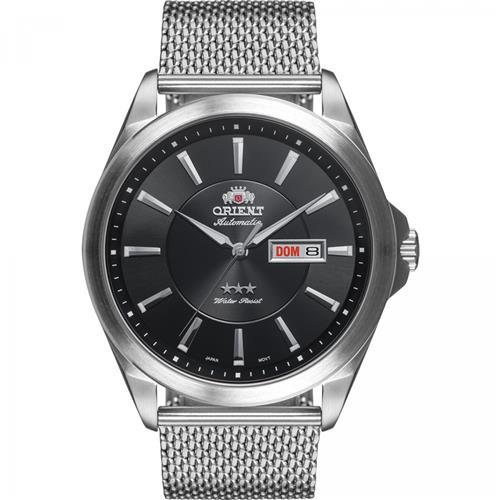 4ea8907ca35 Relógio Masculino Orient Automatic Analógico 469SS056 P1SX Aço