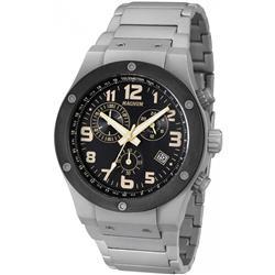 Relógio Masculino Magnum Analógico MA33540T Fundo Preto