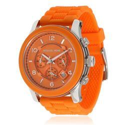 Relógio Feminino Michael Kors Analógico MK8180 Laranja