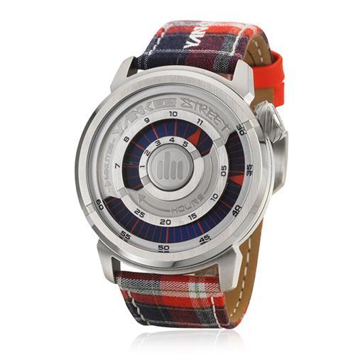 Relógio Masculino Yankee Street Urban YS30176V Couro
