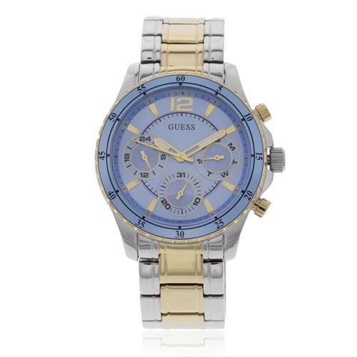 Relógio Feminino Guess Analógico 92581LPGSBA1 Aço Misto