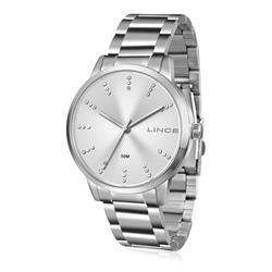 Relógio Feminino Lince Analógico LRM4445L S1SX Aço