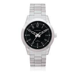 Relógio Masculino Lince Analógico MRM4064S P2SX Fundo Preto