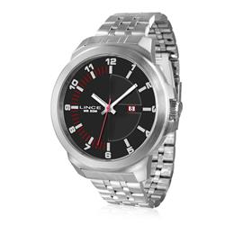 Relógio Masculino Lince Analógico MRMH029S P2SX Fundo Preto