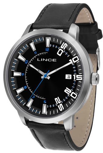 96f6c02ddf4 Relógio Masculino Lince Analógico MRC4354S P2PX Couro