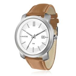 Relógio Masculino Lince Analógico MRC4463S B1MX Couro