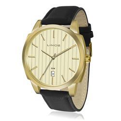 Relógio Masculino Lince Analógico MRC4462S C1PX Couro