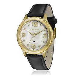 Relógio Feminino Lince Analógico LRC4396L KT19 Kit Colar e Par de Brincos