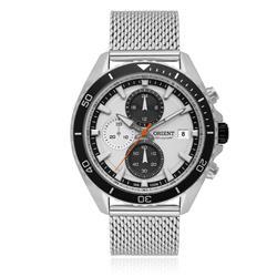Relógio Masculino Orient Analógico MBSSC178 S1SX Aço