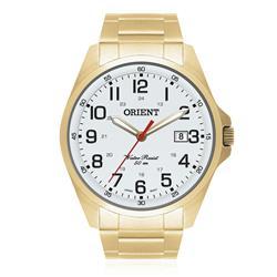 Relógio Masculino Orient Analógico MGSS1048 S2KX Dourado