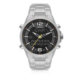 Relógio Masculino Orient ANADIGI MBSSA048 P2SX Aço