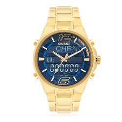 Relógio Masculino Orient ANADIGI MGSSA001 DYKX Dourado