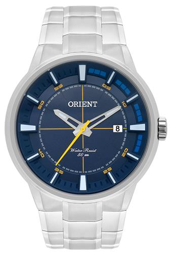 Relógio Masculino Orient Analógico MBSS1309 D2SX Aço