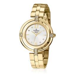 Relógio Feminino Champion Analógico CN25421H Dourado