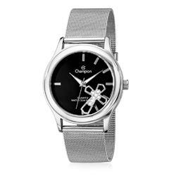 Relógio Feminino Champion Analógico CH25801T Cruz