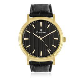Relógio Feminino Champion Analógico CH22831P Couro