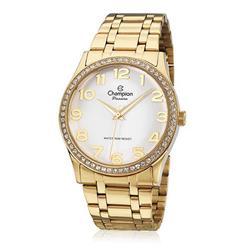 Relógio Feminino Champion Analógico CN29810H Dourado