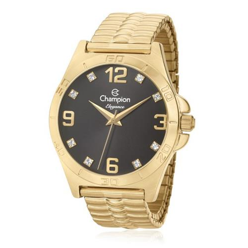 Relógio Feminino Champion Analógico CN27812U Dourado