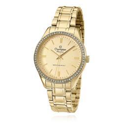 Relógio Feminino Champion Passion Analógico CN29856X Dourado