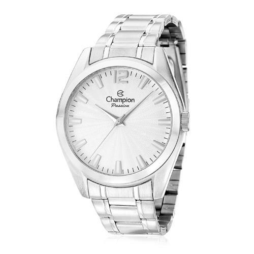 Relógio Feminino Champion Passion Analógico CN29865Q Aço
