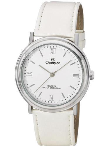 Relógio Feminino Champion Analógico CH22671D Couro