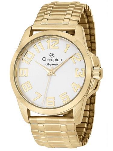 Relógio Feminino Champion Analógico CN26340H Dourado