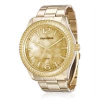 Relógio Feminino Mondaine 76596LPMVDE5 Dourado