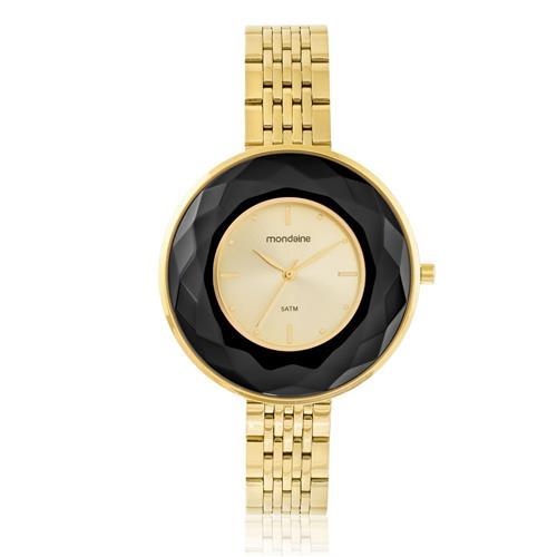 Relógio Feminino Mondaine Analógico 99276LPMVDE4 Dourado