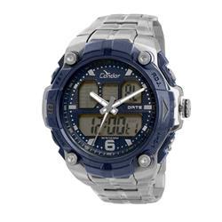 Relógio Masculino Condor Anadigi COAD0912/3A Aço