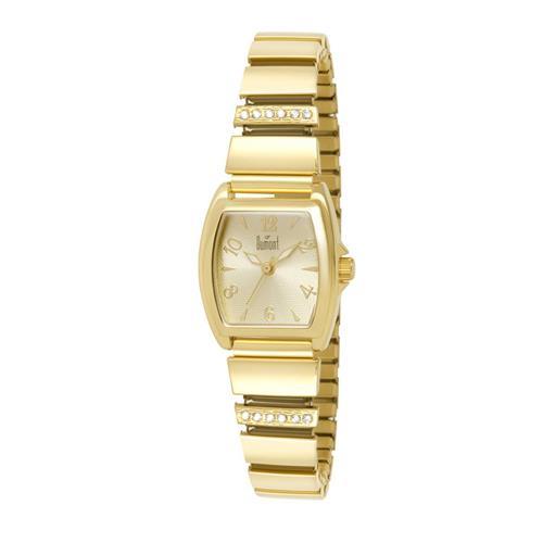 Relógio Feminino Dumont DU2035LQQ 4D Dourado 1595f60165