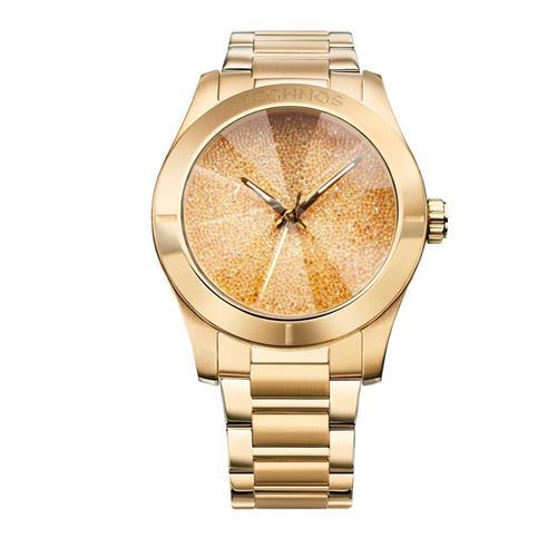 Relógio Feminino Technos Analógico 2039AL/4D Dourado